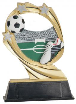 JDS RCM211 Cosmic Soccer Resin Award