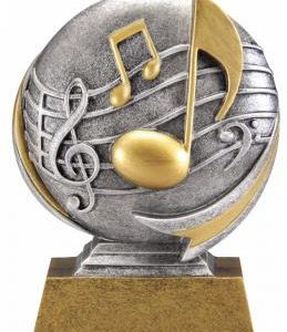MPI MX512 Motion Xtreme Music Resin Award