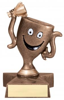 Lil Buddy Victory Resin Award