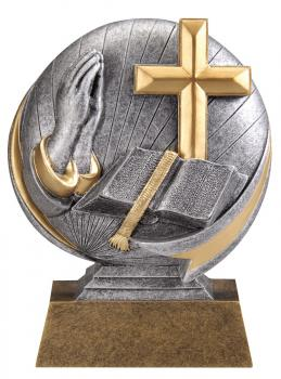 MPI MX535 Motion Xtreme Religious Resin Award
