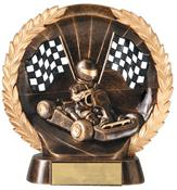 MPI RFH528 Super 3D Go Kart Resin Award
