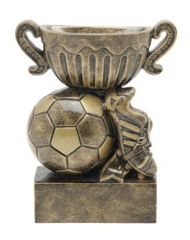 53315GS Sport Cup Soccer Resin Trophy