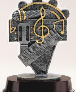 MPI RF3431SG Music Resin Award